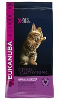 картинка EUKANUBA Kitten Healthy Start от магазина