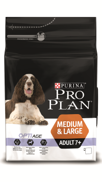 картинка PRO PLAN Medium & Large Adult 7+ Chicken от магазина