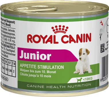 картинка ROYAL CANIN Junior Mousse от магазина