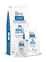 картинка BRIT Care Adult Large Breed Lamb & Rice от магазина