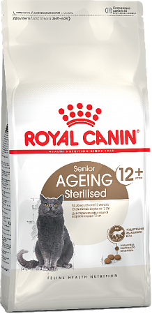 картинка ROYAL CANIN Ageing Sterilised 12+ от магазина