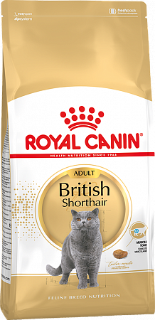 картинка ROYAL CANIN British Shorthair от магазина