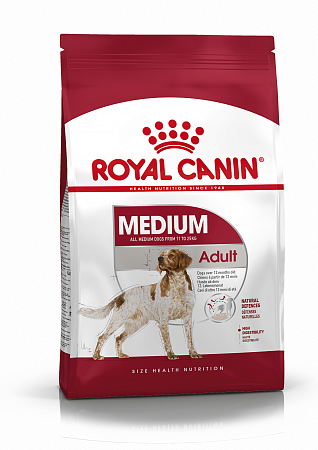 картинка ROYAL CANIN Medium Adult от магазина