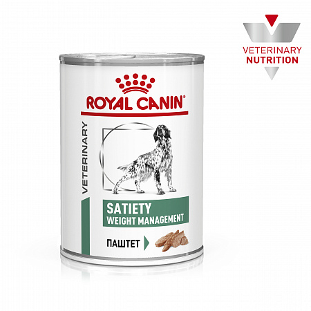 картинка ROYAL CANIN Vet. Satiety Weight Management Wet от магазина