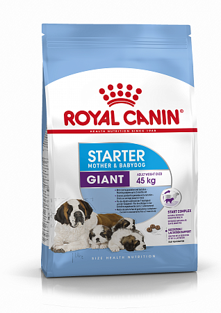 картинка ROYAL CANIN Giant Starter Mother & Babydog от магазина