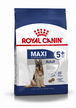 картинка ROYAL CANIN Maxi Adult 5+ от магазина