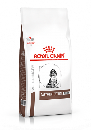 картинка ROYAL CANIN Vet. Gastro Intestinal Puppy от магазина