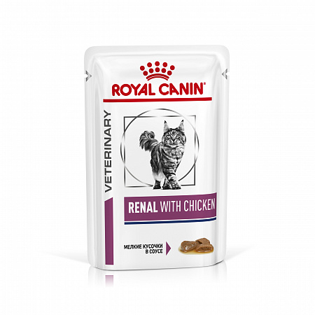 картинка ROYAL CANIN VET Renal Chicken от магазина